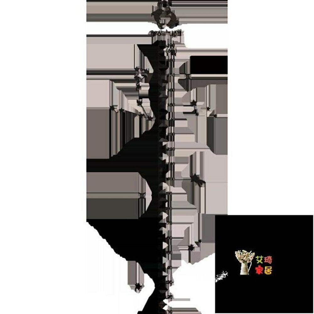 身高貼 星座壓克力3d立體牆貼畫客廳玄關臥室兒童房寶寶測量身高貼紙裝飾T 多色【全館免運 限時鉅惠】