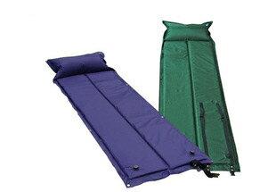 戶外露營 自動充氣床墊 [對折加厚] 拼接 輕巧收納 不用打氣 無電露營夏天輕裝超適合