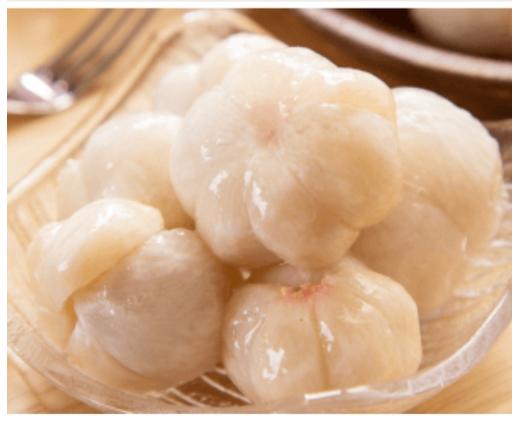 泰國山竹鮮果肉(無殼)8粒裝~酸甜之味~ 水果/ 禮盒
