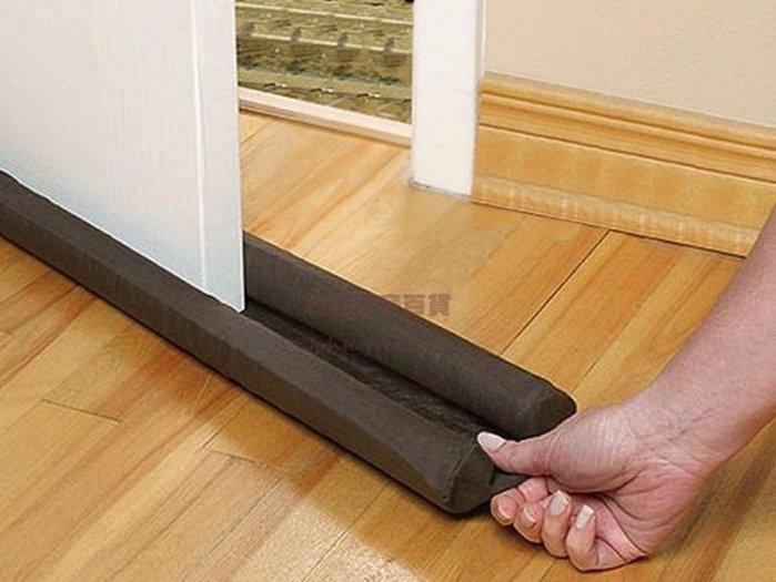 約翰家庭百貨》【DA040】門縫擋 窗擋 防灰塵門擋 冷氣防漏條 門底堵縫條 防冷氣外漏