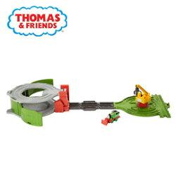 【悅兒樂婦幼用品舘】湯瑪士 帶著走-培西廢料場遊戲組