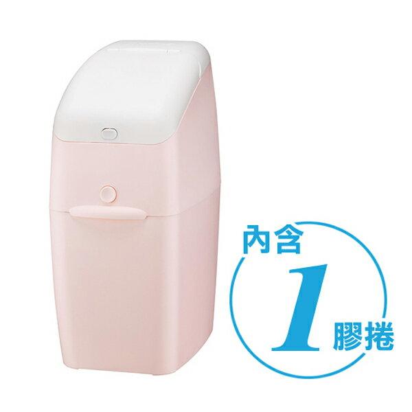 babygo:*babygo*愛普力卡ApricaNIOI-POI強力除臭尿布處理器-粉色