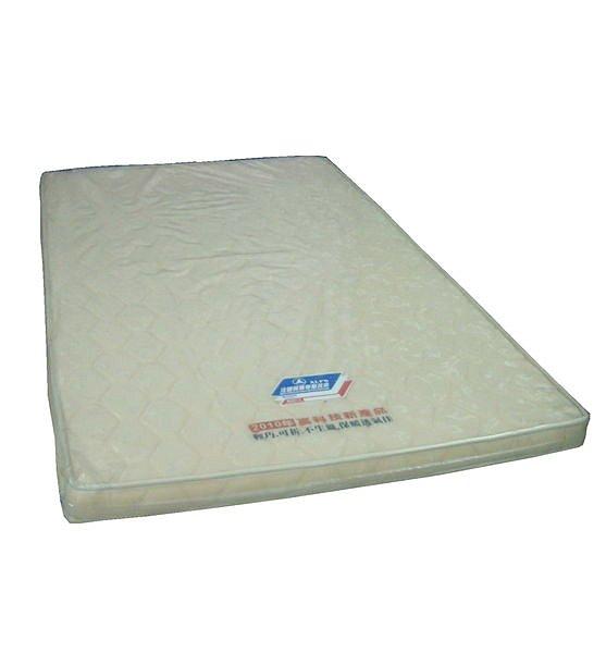 【尚品傢俱】676-01 高科技泡棉單人3.5尺床墊~台灣製造,輕巧可折