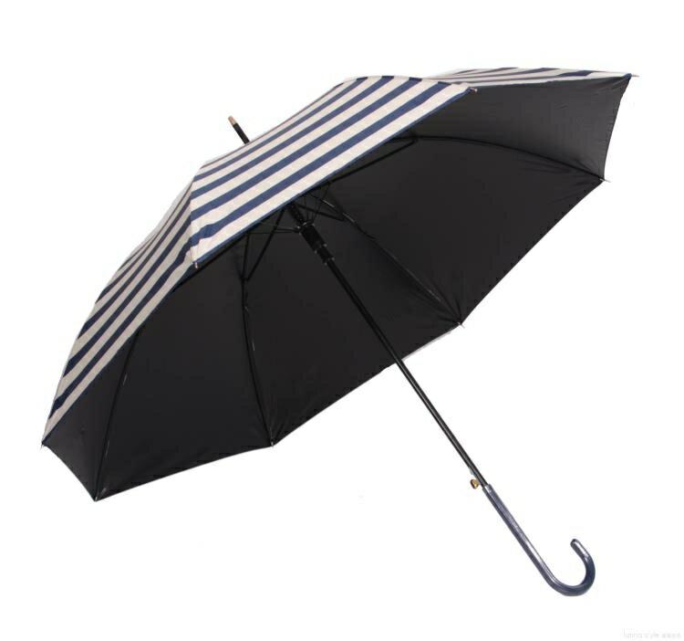 晴雨兩用自動傘防曬紫外線傘學生韓國黑膠遮陽晴雨傘長柄太陽傘女