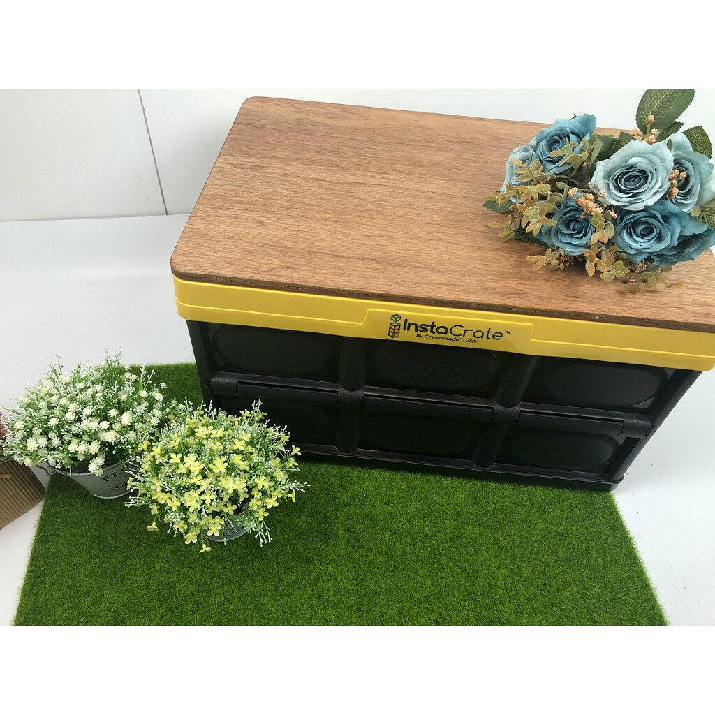 八刀草 Costco 單片式 好市多折疊箱收納箱蓋板/桌板 露營桌板 柳安夾板  單片式 透明漆  (Forest outdoor可用)