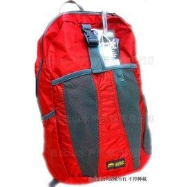 RHINO G518 犀牛18L豪華口袋背包/輕巧攻頂包 紅色