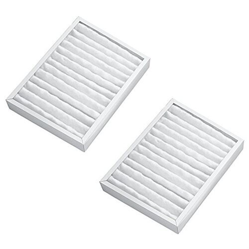 HQRP 2-pack Air Purifier Filter for Hunter 30928 Replacement fits HEPAtech Air Purifiers c9d16b46d891e3e8850050ef0a9c8168