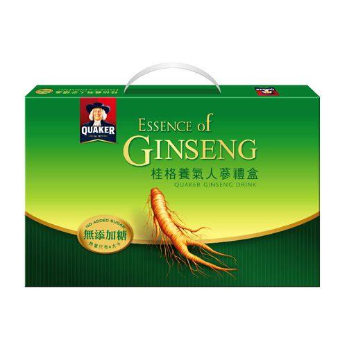 桂格-無糖養氣人蔘禮盒60ml*12入