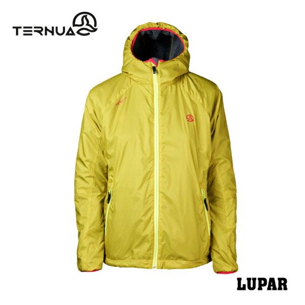 【西班牙TERNUA】女輕量防風Pertex保暖外套1642657城市綠洲(防潑水、透氣)