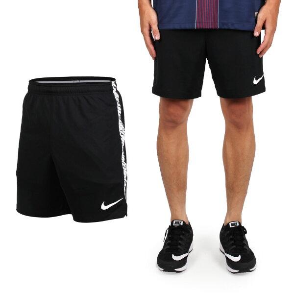 NIKE男針織短褲(慢跑路跑健身五分褲【04351341】≡排汗專家≡