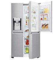 LG電冰箱推薦到LG 797公升 WiFi門中門對開冰箱 GR-DPL80N  ( 星辰銀  )就在愛美麗福利社推薦LG電冰箱
