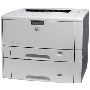 HP LaserJet 5200TN Laser Printer - Monochrome - 1200 x 1200 dpi Print - Plain Paper Print - Desktop - 35 ppm Mono Print - Legal, Letter, Letter-R, Statement, Monarch Envelope, DL Envelope, Envelope No. 10, ... - 600 sheets Standard Input Capacity - 65000 3