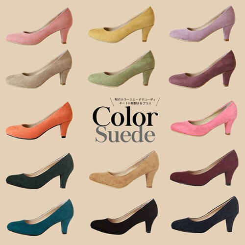 BONJOUR☆超穩!天生模豆6cm彈力靜音高跟鞋(淺色)Model Shoes |C.【ZB0246】7色 0