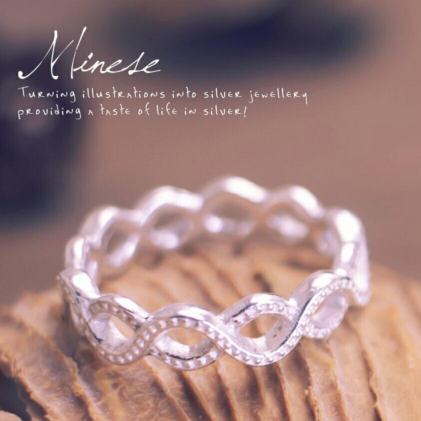 編織造形戒指 B~030, 925純銀、項鍊戒指手鍊飾品銀飾手作珠寶MIT 師品牌^~ 製