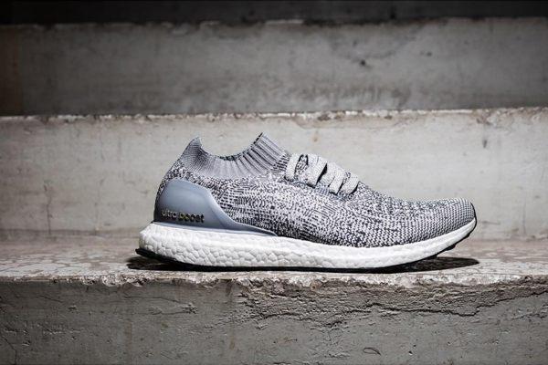【蟹老闆】Adidas uncaged ultra boost 男生 台灣未發 淺灰配色 底超軟 NMD鞋面