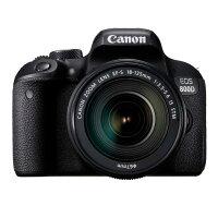 Canon佳能到Canon EOS 800D KIT (EF-S 18-135 IS STM) 彩虹公司貨 可分期含稅免運