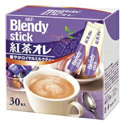 【橘町五丁目】 日本AGF Blendy Stick 紅茶歐蕾 30本入 -330g(11g*30入)