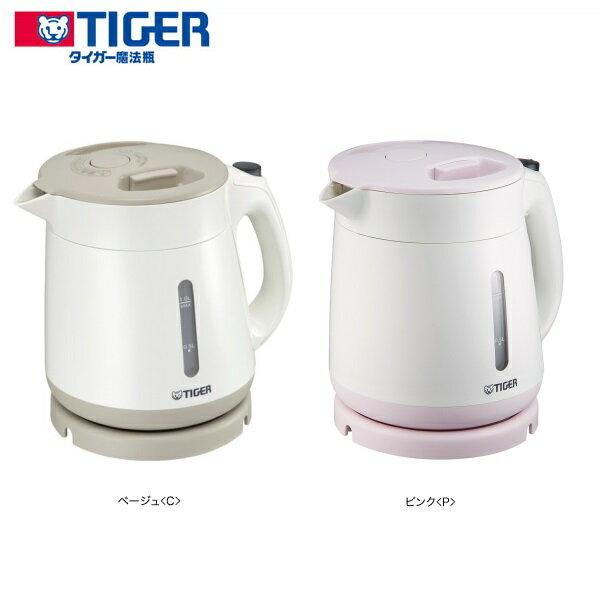 日本虎牌Tiger/電水壺/1.0L/PCI-G100。共2色-日本必買 /日本樂天代購