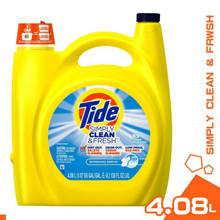 TIDE 清新香氛濃縮洗衣精