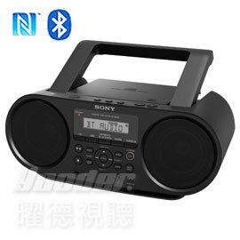 【曜德★送經典收納包】SONY ZS-RS60BT 藍芽音樂撥放器 CD收音機音響 ★免運★