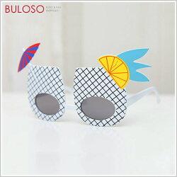 《不囉唆》 LADY GAGA 著用 格子杯太陽眼鏡 搞怪眼鏡/kuso眼鏡/促銷價(不挑色/款)【A220323】