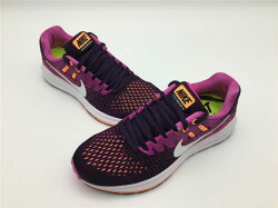 NIKE AIR ZOOM STRUCTURE 紫黑 女款