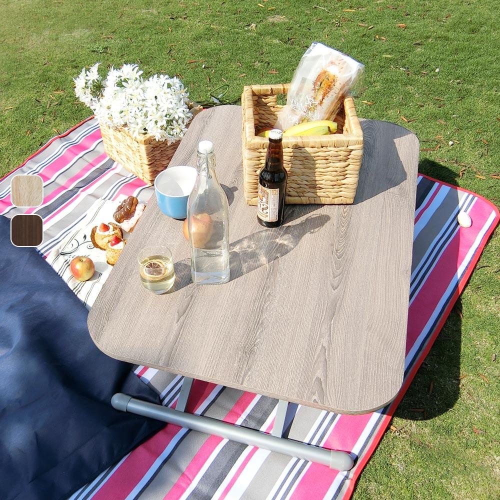 便攜九段式升降桌【DCA019】 和式桌 書桌 野餐戶外桌 台灣製Amos 1