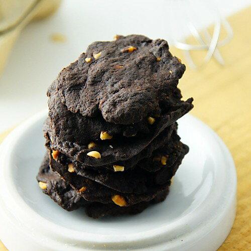 純手工杏仁巧克力餅乾 (150g)【菁培坊】 純手工,無添加人工香料,色素的安心餅乾