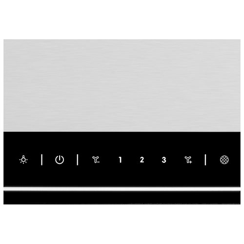 AKDY Stainless Steel Wall Mount Touch Control Kitchen Range Hood Vent 2