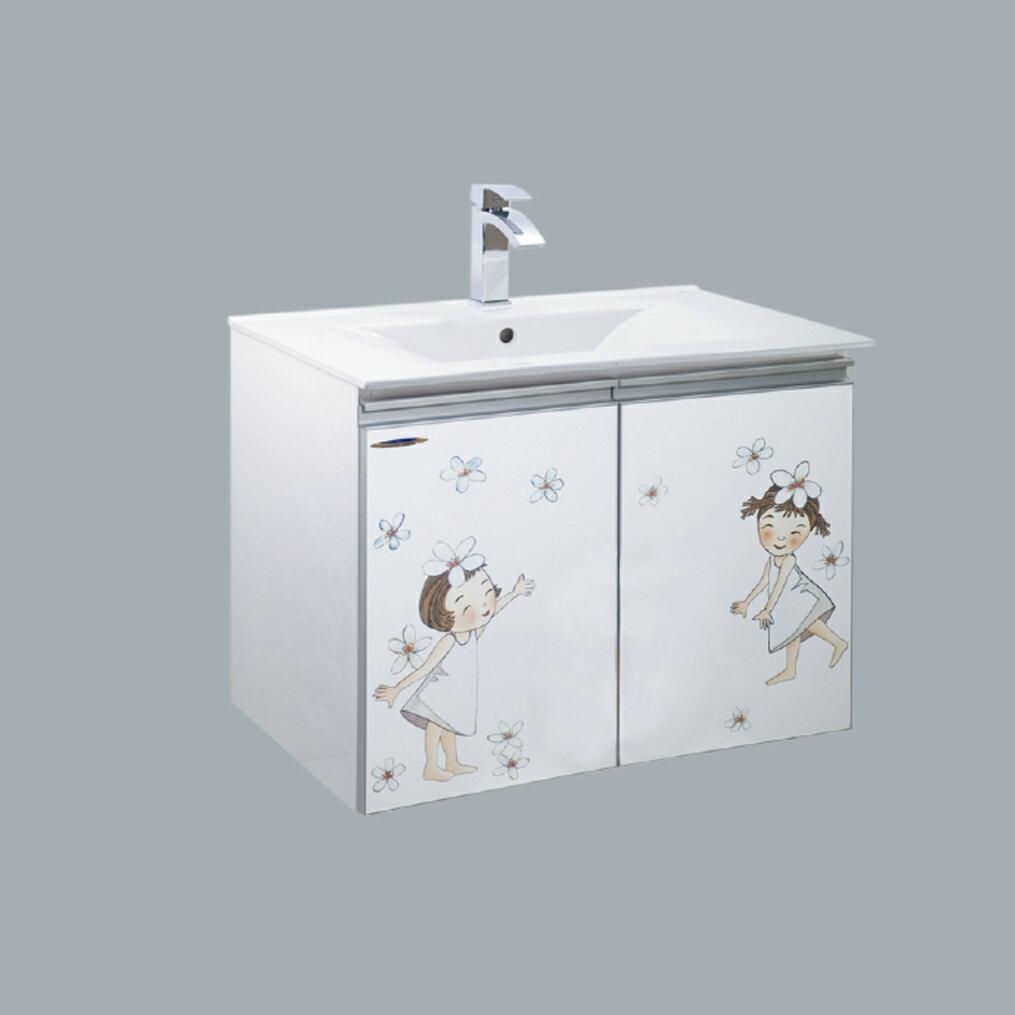HCG陶板浴櫃/不含水龍頭 /L3408SAdb+LCE3408B(MO)