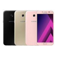 Samsung 三星到【贈LINE背蓋+立架】Samsung GALAXY A7 (2017年版) A720F 5.7吋 智慧型手機【葳豐數位商城】