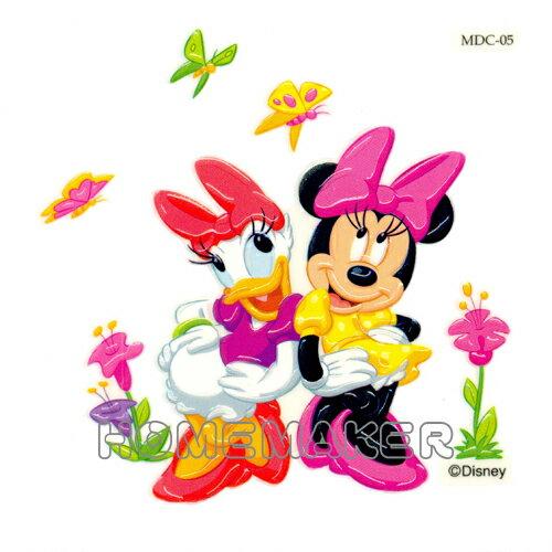 Disney 立體轉印貼紙 HS-MDC05