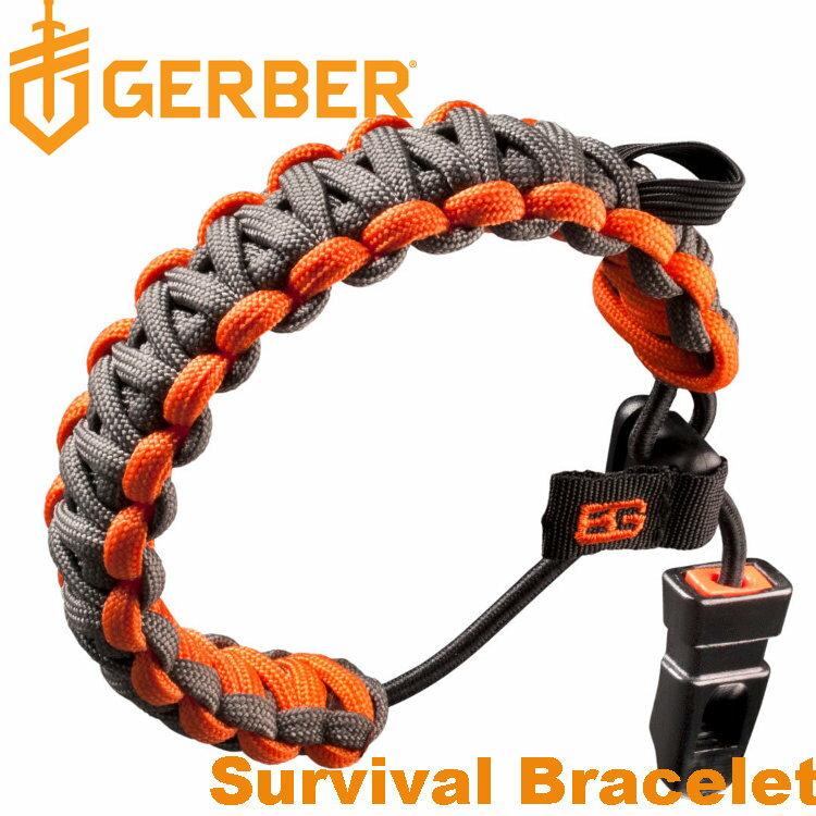 Gerber Bear Grylls Survival Bracelet 貝爾系列求生手環/求生手鍊 31-001773