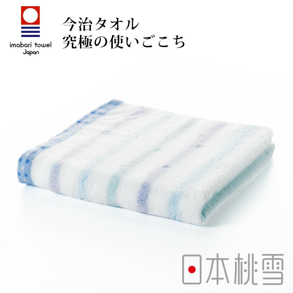 日本桃雪【今治小花毛巾】共2色(34x80cm)