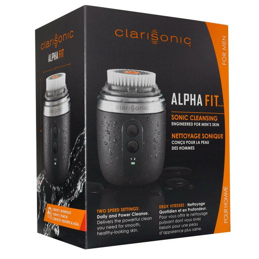 Clarisonic Alpha Fit Cleansing Device - Grey 25aa4f7968ceb967d2747ba2418fc6a7