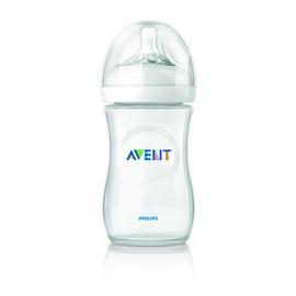 【Philips Avent 新安怡】親乳感PP防脹氣奶瓶 260ml【飛炫寶寶】