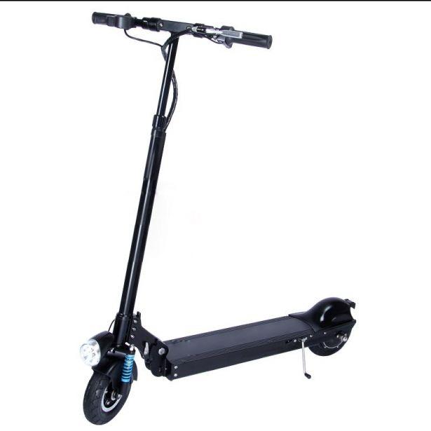 8吋電動滑板車S1,折疊輕鬆方便、推把油門設計、智能環保電動車、時尚代步車