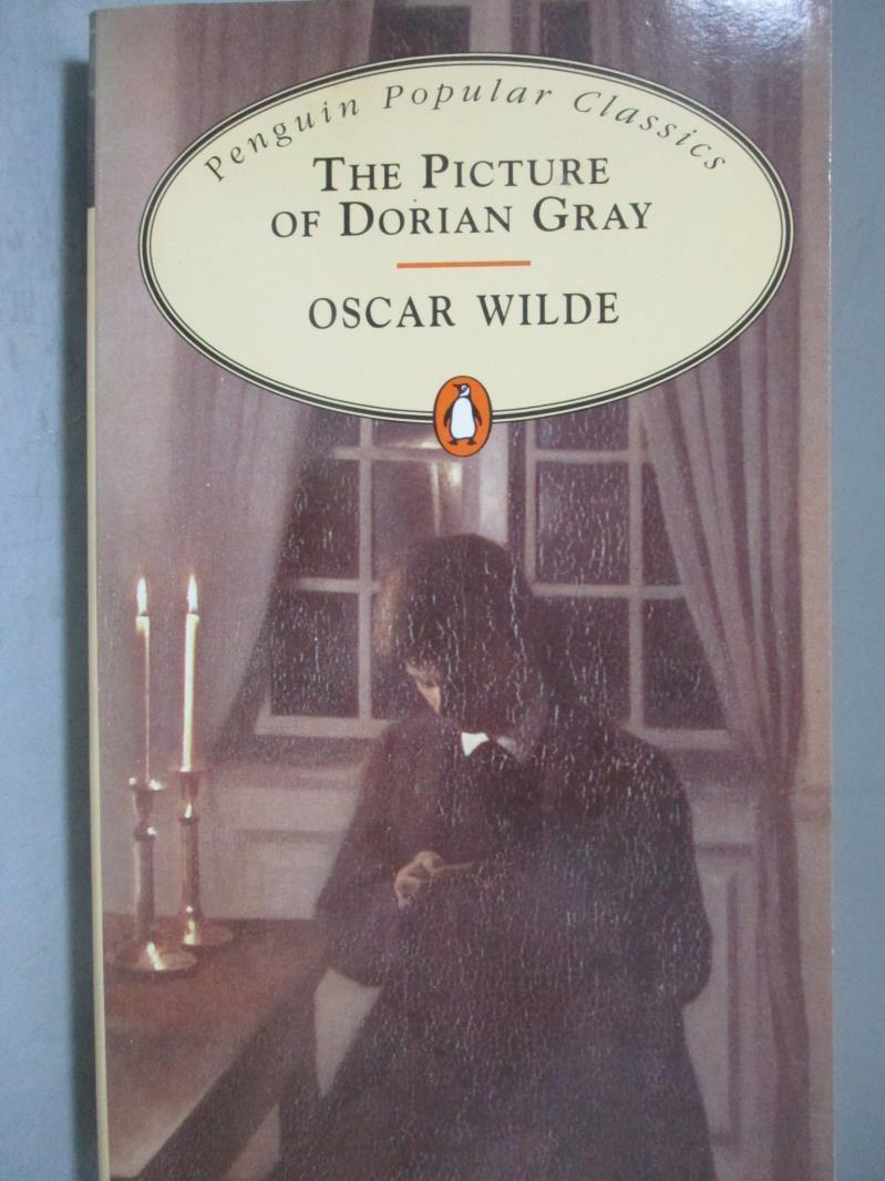 ~書寶 書T1/原文小說_MOQ~The Picture of Dorian Gray _