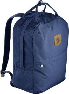 Fjallraven小狐狸休閒後背包筆電背包登山健行旅遊GreenlandZipLarge23L231532527深藍