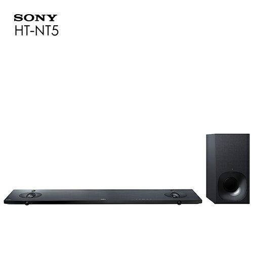 展示機出清! SONY HT-NT5 單件式喇叭 配備高解析音質 2.1 聲道 HTNT5