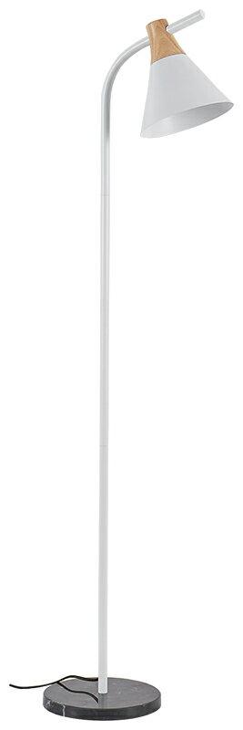 莫索羅(白)立燈 燈飾燈具 0700168 立燈檯燈夾燈桌燈閱讀燈書房客房LED燈泡【華燈市】618年中慶