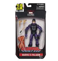 Marvel 玩具與電玩推薦到(卡司 正版現貨) Marvel Legends 死侍 帕拉丁 Paladin 6吋 (不含BAF)就在卡司玩具推薦Marvel 玩具與電玩