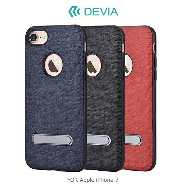 強尼拍賣~ DEVIA Apple iPhone 7 品範支架保護套 手機殼支架 保護殼 背殼 (預購)