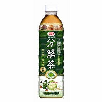 愛之味 分解茶 沖繩山苦瓜(無糖) 590ml