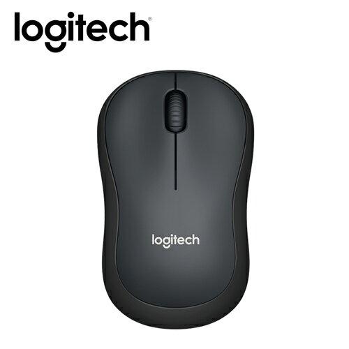 Logitech羅技M221靜音滑鼠黑【三井3C】