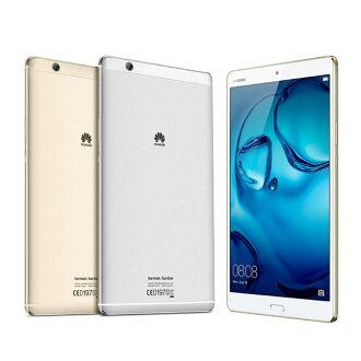 【WIFI】華為Huawei MediaPad M3 (4G+32G)8.4吋大螢幕,2K超高解析度平板手機◆送華為 AM10s藍牙音箱