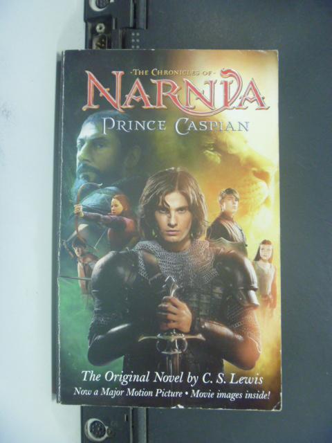 【書寶二手書T5/原文小說_NPR】Prince Caspian: The Return to Narnia