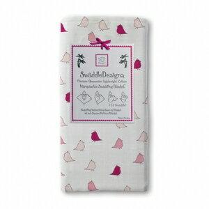 美國【Swaddle Designs】薄棉羅紗多用途嬰兒包巾 (小雞桃) - 限時優惠好康折扣
