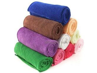 約翰家庭百貨》【CA060】超細纖維毛巾 擦車巾 清潔布 抹布 超強吸水力 不掉毛 30x60cm 隨機出貨