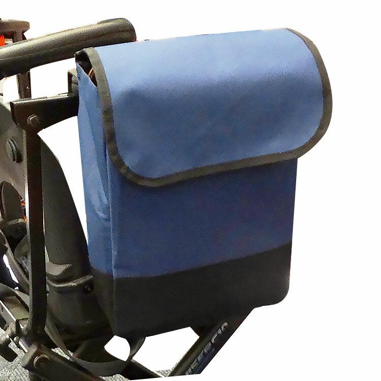 便攜掛袋 - 電動代步車用、輪椅用,防潑水處理,側扶手、後扶手皆好掛*可超取*